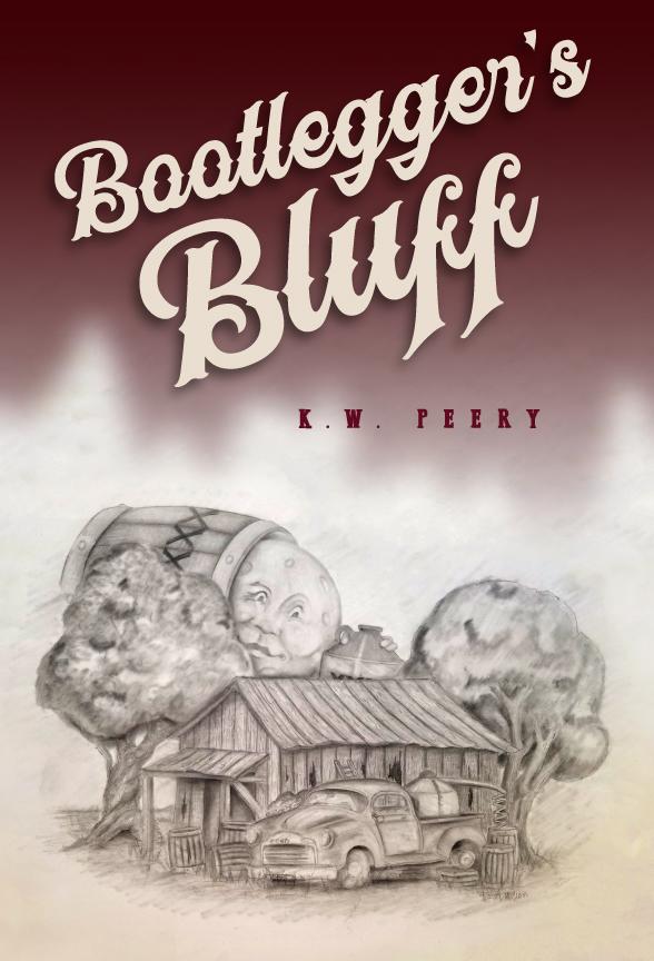 Bootleggers Bluff Poster